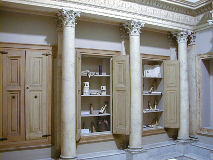 Bibliothèque privée
