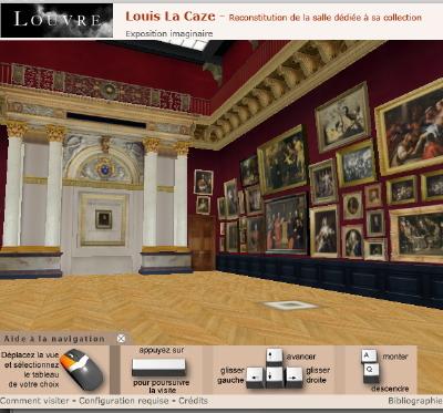 Salle Louis la Caze