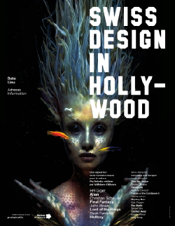 Affiche Swiss Designers in Hollywood