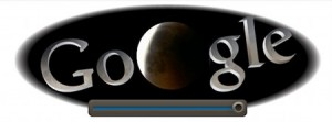 Eclipse sur Google
