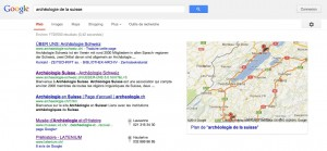 Recherche Google