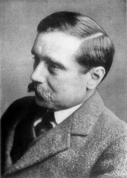 H. G. Wells, 1922