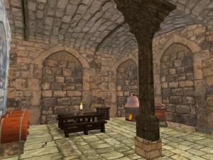 Crypte du Monastère