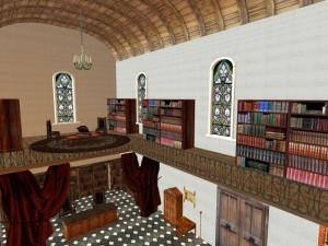 Bibliothèque du Monastère